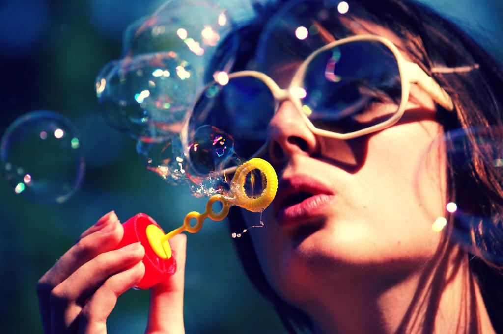 【已结束】【儿童节】【伙星人六一特别策划】*来一场泡泡的聚会 童年